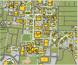 Map Of Mizzou | compressportnederland